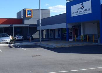 Westfield Shopping Centre ALDI